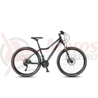 Bicicleta KTM Mary Jane 27.30 neagra 2018