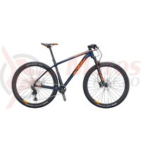 Bicicleta KTM MYROON ELITE - eveblue/orange+black