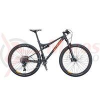 Bicicleta KTM Scarp 294 negru matt