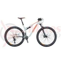 Bicicleta KTM SCARP MT PRO lightgrey/orange