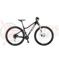 Bicicleta KTM Ultra Gloriette 29.27 deeppurple/aqua