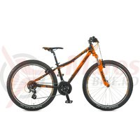 Bicicleta KTM Wild Speed 26.24 negru/orange 2017