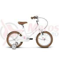 Bicicleta Le Grand Annie 16' white glassy 2019