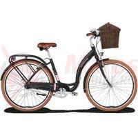 Bicicleta Le Grand Lille 6 black matte 2017