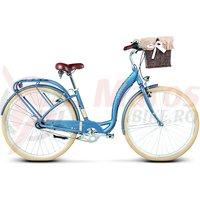 Bicicleta Le Grand Lille 6 blue matte 2017