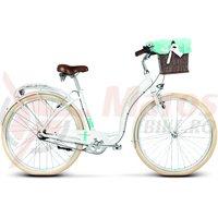 Bicicleta Le Grand Lille 6 white glossy 2017