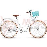 Bicicleta Le Grand Madison 4 28' white matte 2016
