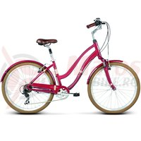 Bicicleta Le Grand Pave 3 cherry glossy 2017