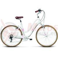 Bicicleta Le Grand Pave 4 white matte 2017