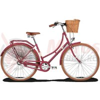 Bicicleta Le Grand Virginia 3 burgundy matte 2017