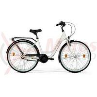 Bicicleta M-Bike CityLine 326 - alba