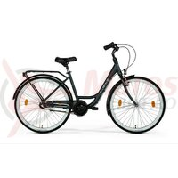 Bicicleta M-Bike CityLine 326 - neagra