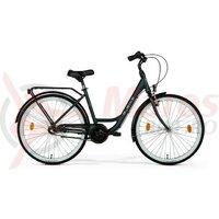 Bicicleta M-Bike CityLine 328 - neagra