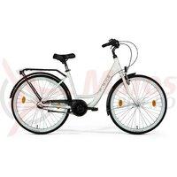 Bicicleta M-Bike CityLine 328 - alba
