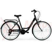 Bicicleta M-Bike CityLine 726 - negru