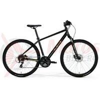 Bicicleta M-Bike CRS-10V Man, Black Orange