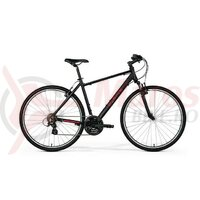 Bicicleta M-Bike CRS-10V Man, Black Red