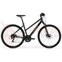Bicicleta M-Bike CRS-15D Lady, Black Matt