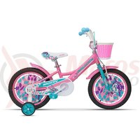 Bicicleta Moon Flory 16' movroz