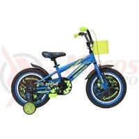 Bicicleta Moon Rocky 16' verde