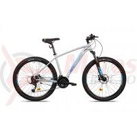Bicicleta Mtb Afisport M3 - 27.5 inch, Argintiu