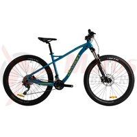 Bicicleta Mtb Devron Zerga Uni 1.7 albastra 27.5 Inch 2019