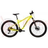 Bicicleta Mtb Devron Zerga Uni 1.7 Verde 27.5 Inch 2019