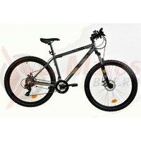 Bicicleta MTB Fivestars Guru 27.5 MDB 2022 Gri
