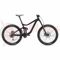 Bicicleta MTB Giant Reign SX Gunmetal Black 2020