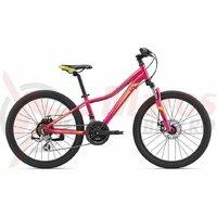 Bicicleta MTB LIV GIANT Enchant 1 24 Disc Magenta
