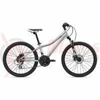 Bicicleta MTB LIV GIANT Enchant 24 Disc, 2020, Silver