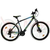 Bicicleta MTB Sprint Active 29 2021 negru mat