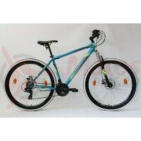 Bicicleta MTB Sprint Active 29 2021 turcoaz mat
