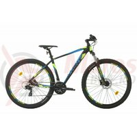 Bicicleta MTB Sprint Maverick 29 Negru Mat 2021