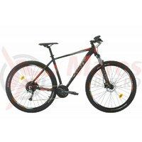 Bicicleta MTB Sprint Maverick Pro 29 2021 Negru Mat/Rosu