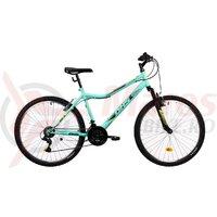 Bicicleta Mtb Terrana 2604 - 26 Inch, Turcoaz