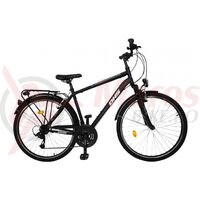 Bicicleta Mtb Travel 2654 - 26 Inch, Negru
