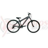 Bicicleta Neuzer Airborne Jump 26' Gri/Alb