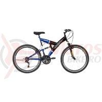 Bicicleta Neuzer Altrix Tornado 26' Negru/Albastru