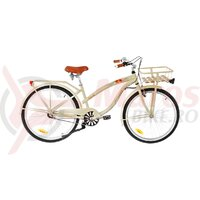 Bicicleta Neuzer Cruiser Hawaii N3 - 26'' Crem/Portocaliu