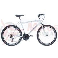 Bicicleta Neuzer Nelson Revo 26'  Alb/Albastru-Gri