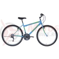 Bicicleta Neuzer Nelson Revo 26'Albastru D./Alb-Verde