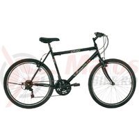 Bicicleta Neuzer Tekergo Revo 26' Negru/Alb