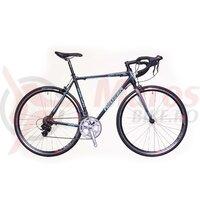 Bicicleta Neuzer Whirlwind 70 - 28' Negru/Albastru-Gri