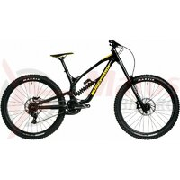 Bicicleta Nukeproof Dissent 27.5 Comp black/yellw 2020