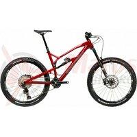 Bicicleta Nukeproof Mega 27.5 Elite Carbon burgundy grey 2020
