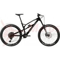 Bicicleta Nukeproof Mega 27.5 Pro Carbon black grey 2020
