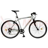 Bicicleta DHS Origin 2895 neagra 2015