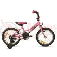 Bicicleta Passati Ninja 16 inch roz