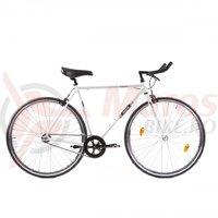 Bicicleta Pegas Clasic 2S Bullhorn B alb